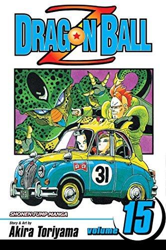 Dragon Ball Z, Vol. 15 (Dragon Ball Z (Viz Paperback))