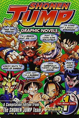 9781591161882: Shonen Jump, Compilation Edition (Fall-Winter, 2003)