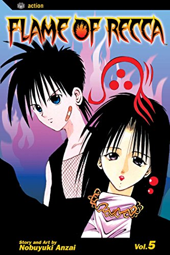 Flame of Recca, Vol. 5