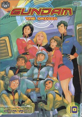 Gundam: the Origin: Ranga Ral: Yasuhiko, Yoshikazu
