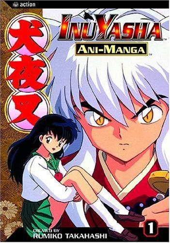 9781591162025: Inuyasha Ani-Manga, Vol. 1