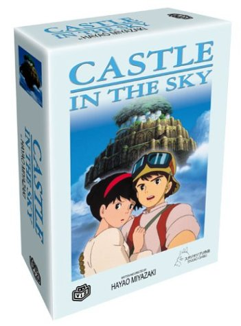 Castle In The Sky Box Set
