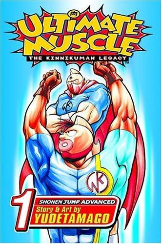 9781591162582: Ultimate Muscle, Vol. 1 (Kinnikuman Legacy)