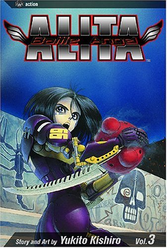 9781591162742: Battle Angel Alita, Vol. 3: Killing Angel (Battle Angel Alita (Graphic Novels))