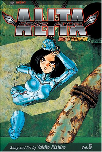9781591162766: Battle Angel Alita 5: Angel Of Redemption
