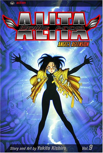 9781591162803: Battle Angel Alita, Vol. 9: Angel's Ascension
