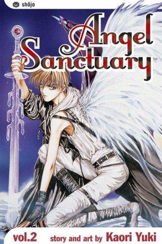 Angel Sanctuary: v. 2 (Angel Sanctuary): Yuki, Kaori; Wolfman, Marv; Hudnall, James; Evers, Izumi