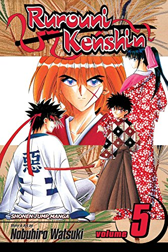 9781591163206: Rurouni Kenshin, Volume 5: The State of Meiji Swordsmanship: v. 5 (Rurouni Kenshin (Graphic Novels))