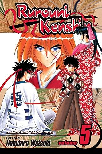 Rurouni Kenshin, Vol. 5: Watsuki, Nobuhiro