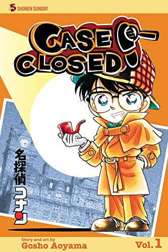 9781591163275: Case Closed, Vol. 1