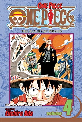 9781591163374: One Piece Vol. 4: The Black Cat Pirates