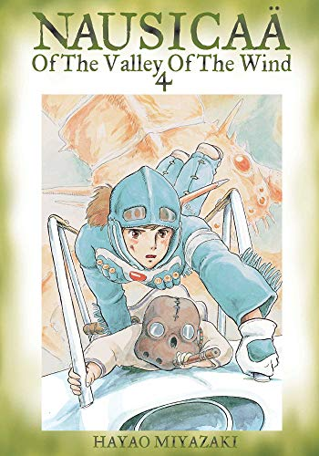 NAUSICAA OF THE VALLEY OF THE WIND V 4