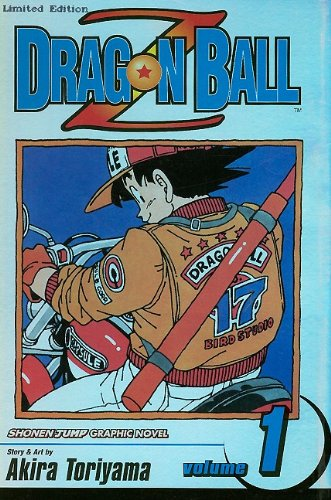 9781591163619: Dragon Ball Z, Vol. 1 (Limited Edition) (Dragon Ball Z (Graphic Novels))