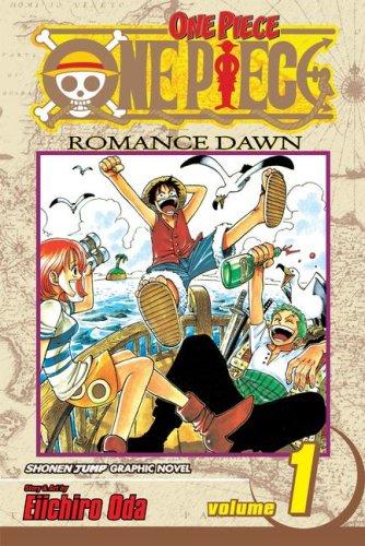 9781591163640: One Piece Vol. 1: Romance Dawn (Limited Edition)