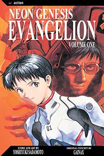 Neon Genesis Evangelion, Vol. 1: Sadamoto, Yoshiyuki