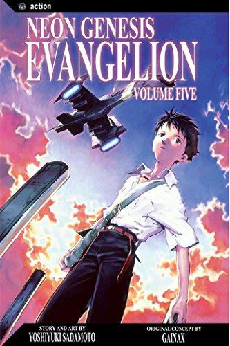 9781591164036: Neon Genesis Evangelion, Vol. 5