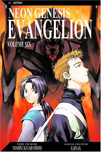 9781591164043: NEON GENESIS EVANGELION TP VOL 06 2ND ED (C: 1-0-0) (Neon Genesis Evangelion (Paperback))