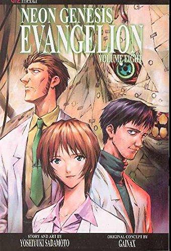 9781591164159: Neon Genesis Evangelion, Vol. 8