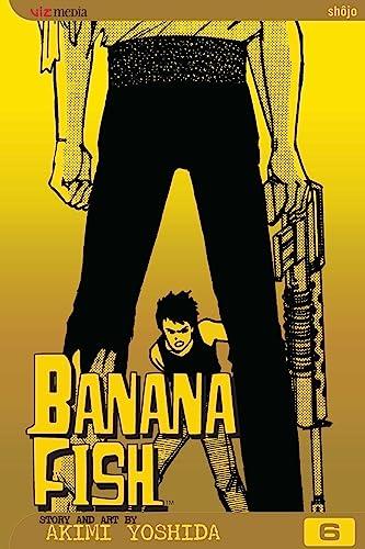 Banana Fish, Vol. 6: Akimi Yoshida