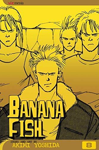 Banana Fish, Vol. 8: Yoshida, Akimi