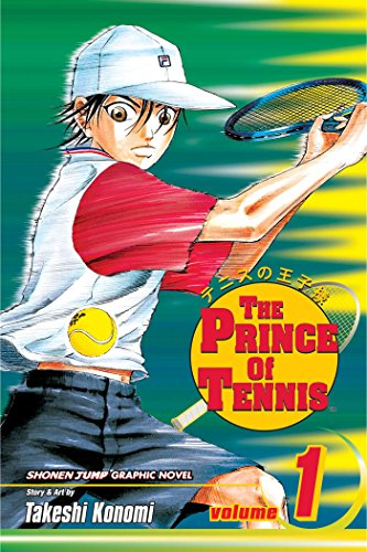9781591164357: The Prince of Tennis, Volume 1