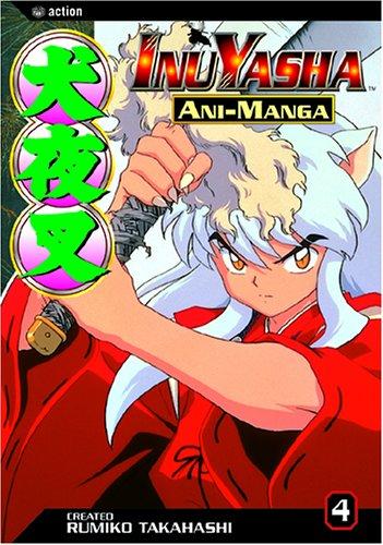 9781591164623: Inuyasha Ani-Manga, Vol. 4