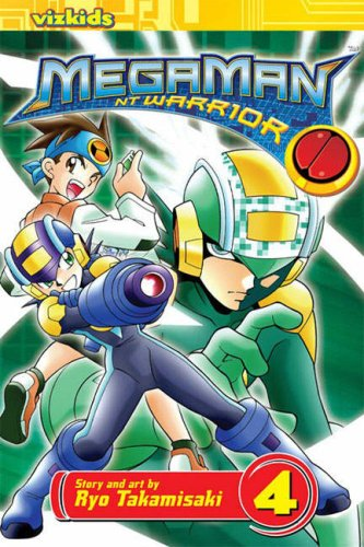 MegaMan NT Warrior, Vol. 4