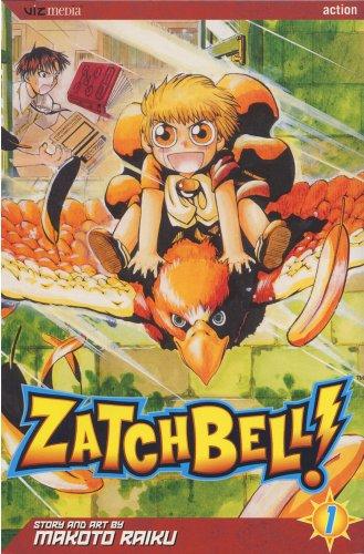 9781591165866: Zatch Bell! Vol. 1