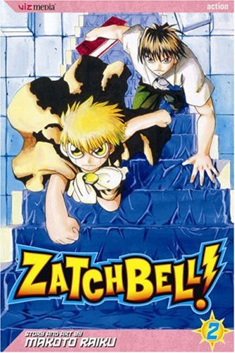 Zatch Bell, Volume 2 (Zatch Bell (Graphic Novels))