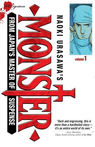 9781591166412: Naoki Urasawa's Monster, Vol. 1
