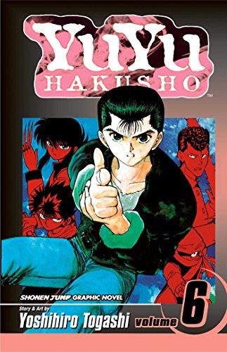 9781591166689: Yu Yu Hakusho, Vol. 6