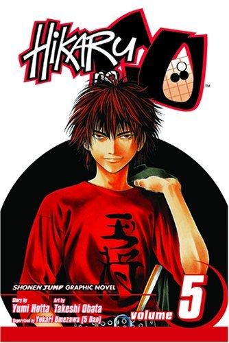 Hikaru no Go, Vol. 5: Hotta, Yumi