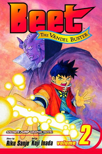 Beet the Vandel Buster, Vol. 2