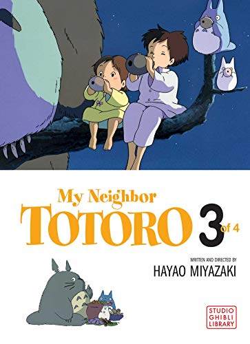 9781591166993: MY NEIGHBOR TOTORO FILM COMIC GN VOL 03 (C: 1-0-0) (My Neighbor Totoro Film Comics)