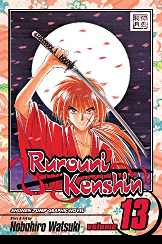 9781591167136: RUROUNI KENSHIN GN VOL 13 BEAUTIFUL NIGHT: v. 13