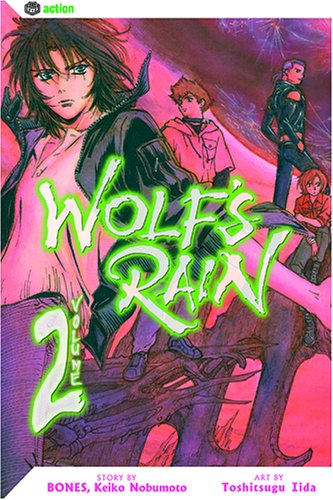 Wolf's Rain 2: Four Wolves on the: Bones Toshitsugu Lida