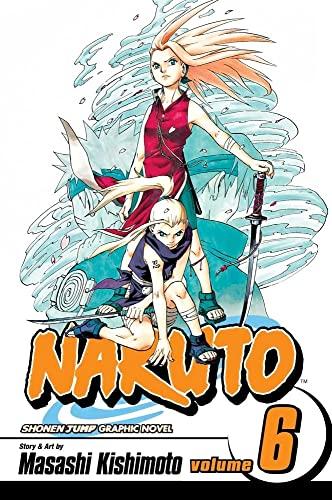 9781591167396: Naruto, Vol. 6: Predator