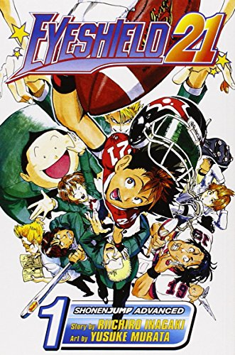 9781591167525: Eyeshield 21, Vol. 1