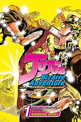 9781591167549: JOJOS BIZARRE ADV STARDUST CRUSADERS GN VOL 01 (Jojo's Bizarre Adventure)