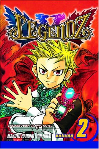 9781591167730: Legendz, Vol. 2