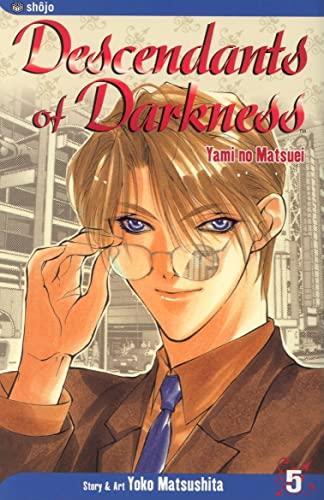 Descendants Of Darkness #5: Yami No Matsuei: MATSUSHITA, YOKO, CASELMAN, LANCE