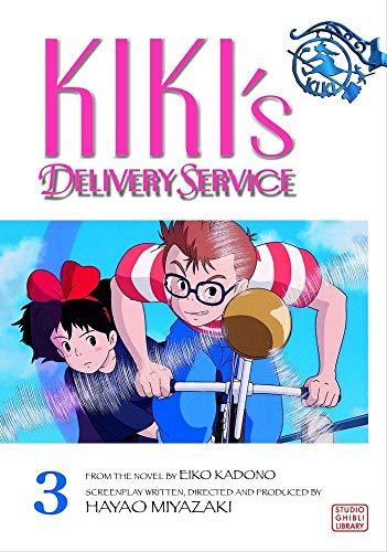 9781591167846: Kiki's Delivery Service Film Comic, Vol. 3 (Kiki's Delivery Service Film Comics)