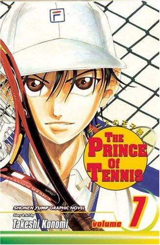The Prince of Tennis, Volume 7: v. 7: Konomi, Takeshi