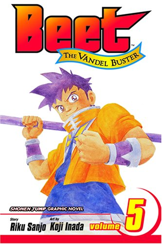 Beet the Vandel Buster, vol. 5