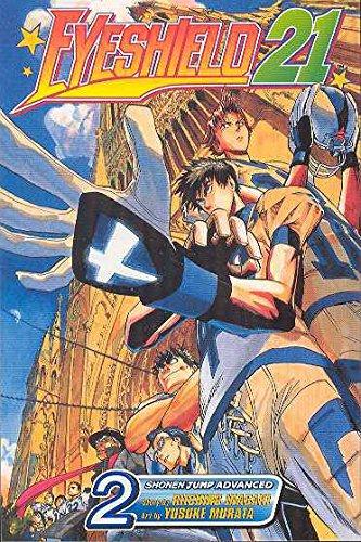 Eyeshield 21, Vol. 2: Inagaki, Riichiro
