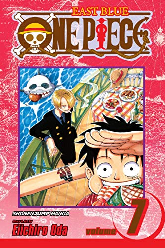 One Piece, Vol. 7: The Crap-Geezer