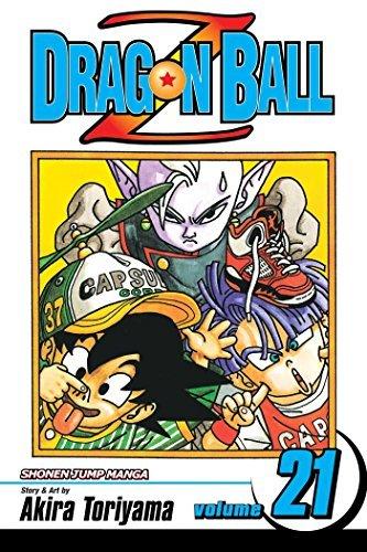 9781591168737: Dragon Ball Z, Vol. 21