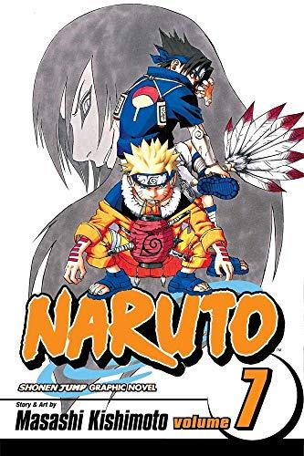 9781591168751: Naruto, Vol. 7: Orochimaru's Curse