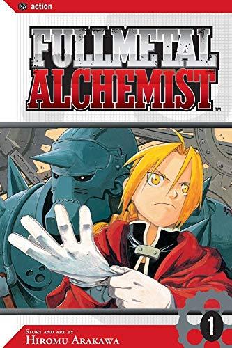 9781591169208: Fullmetal Alchemist 1