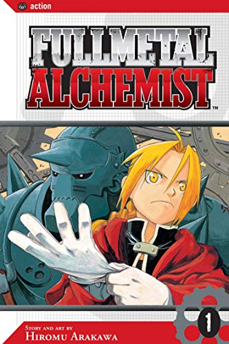 9781591169208: Fullmetal Alchemist, Vol. 1